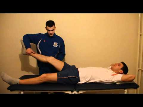 Knee Stability Testing - ACL PCL MCL LCL