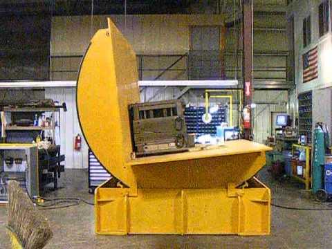Titan Mold Upender 2959: 80,000 lb Capacity