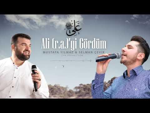 Mustafa Yılmaz | Selman Çevik -Ali(r.a)'yi Gördüm 2020 Single