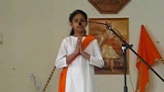 Marathi Mandal Aberdeen- Anvaya Prasad Menge