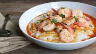 HOW TO MAKE: Shrimp and Grits