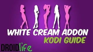 Install Whitecream Adult Porn addon on Kodi for Amazon Firestick, Android Box, or PC