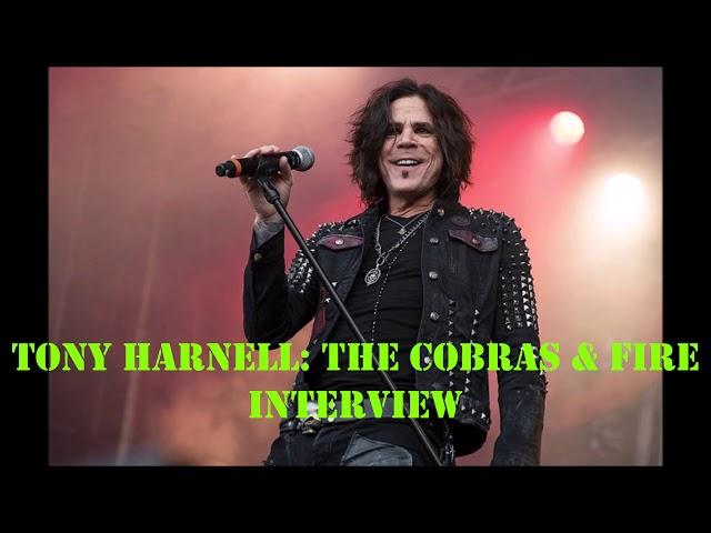 Tony Harnell (TNT/Starbreaker) Interview 2019