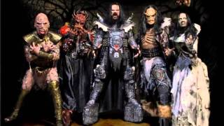 Lordi - Hard Rock Hallelujah (Official Instrumental)