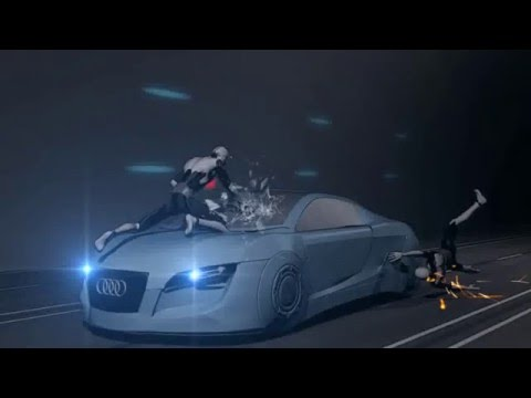 Audi RSQ from I ROBOT