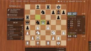 Шахматы. Как развить интуицию. Игра с листа чтобы не засушивались мозги.