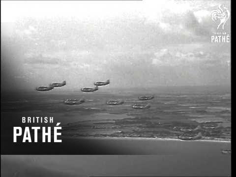 Fleet Air Arm Rehearsals - Ford (1957)