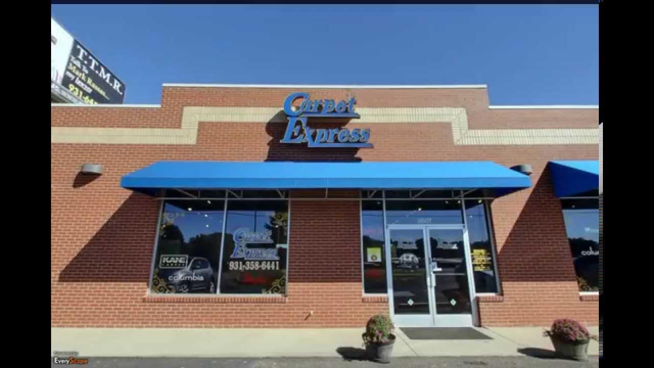 Carpet Express, Inc. | Clarksville, TN | Flooring - YouTube