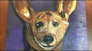 Options Veterinary Care Awesomest Pet Mural Contest