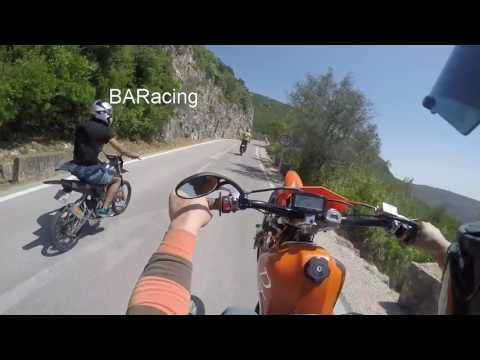 Yamaha dt 100 cc By BARacing VS Dukapa Ride Serra Arrábida Sesimbra