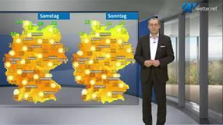 Waldbrandgefahr gefährdet Osterfeuer  (Mod.: Frank Böttcher)