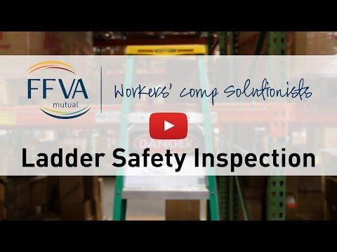 FFVA Mutual Ladder Safety Inspection