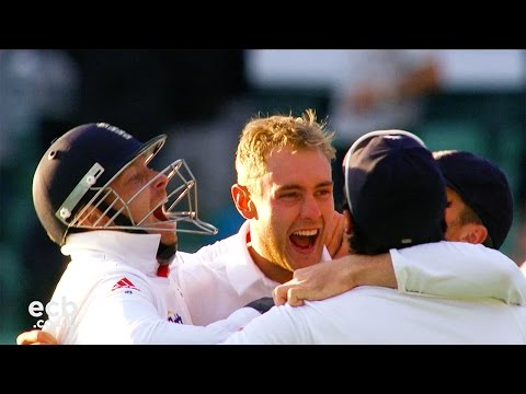 Stuart Broad 6-50 v Australia as England win Ashes in Durham