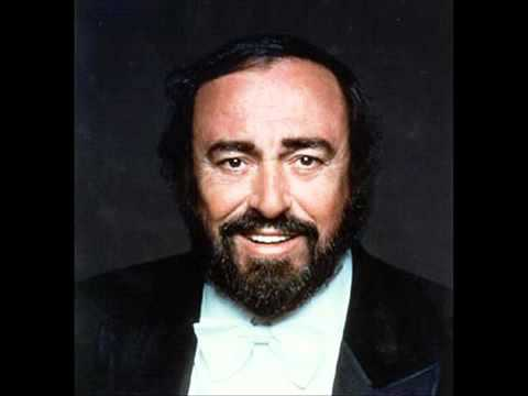 Luciano Pavarotti  Ave Maria Best Performance