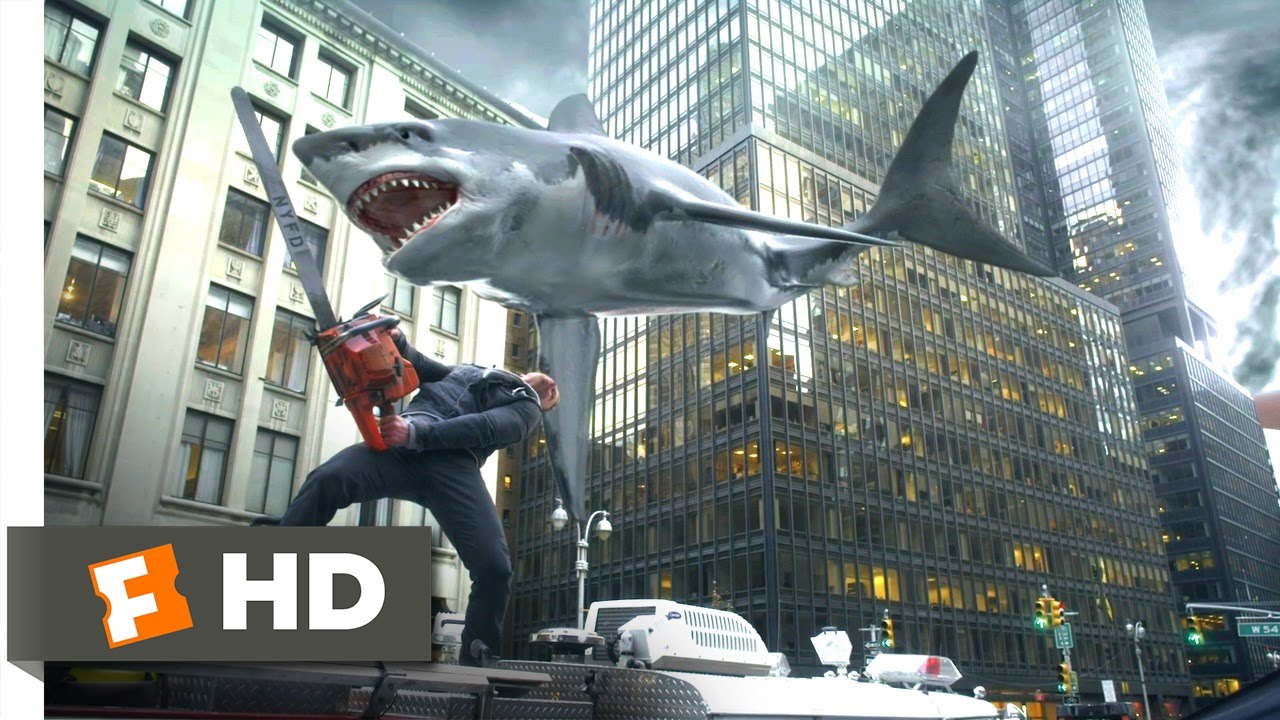 Download Sharknado 2: The Second One (7/10) Movie CLIP - Let's Go Kill Some Sharks! (2014) HD