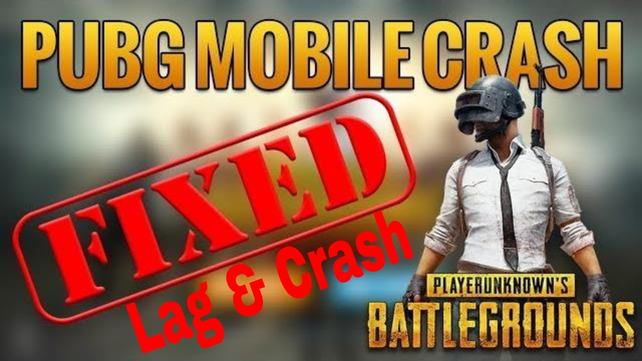 Pubg Mobile Internet Error Message On Android Ios: Manual Pubg Mobile Game Keeps Crashing