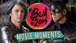 7 Best Movie Moments of 2014