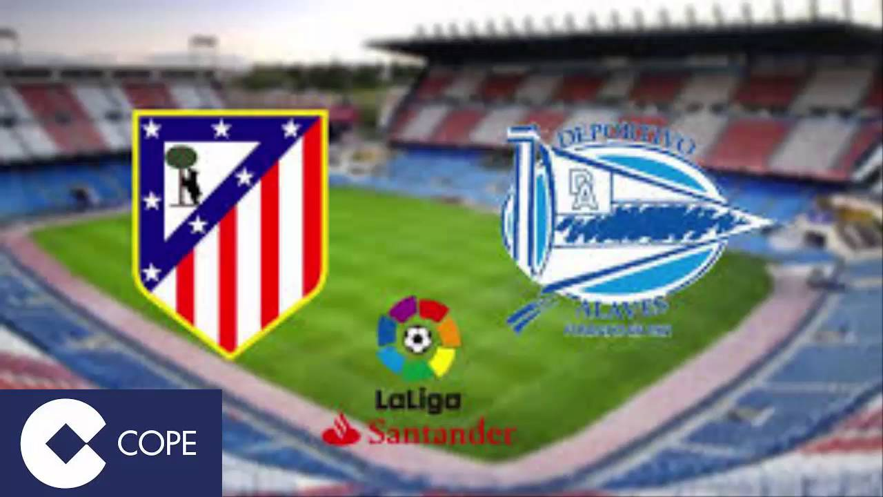 Deportivo Alaves 0-4 Atletico Madrid | SoccerLite  |Atlético Madrid--alavés