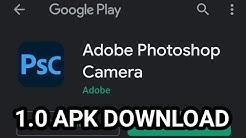 Photoshop Camera 1.0 - APK Download