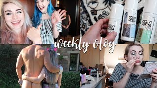 HEN PARTY PREP! | Weekly Vlog #5