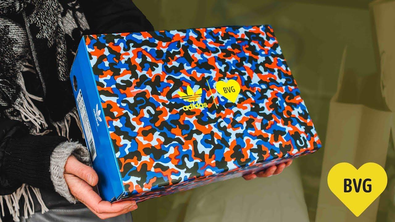 klassische Passform Tiefstpreis perfekte Qualität der BVG Sneaker!