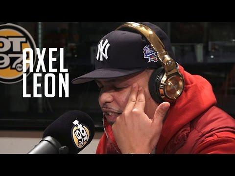 Axel Leon Freestyles On Flex | Freestyle #029