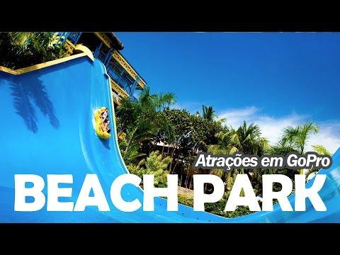 Beach Park 2019 - Todas as atrações do Parque - Fortaleza, Ceará, Brasil