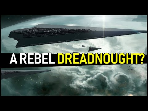 What If The REBELS Captured A SUPER STAR DESTROYER (...could They Even Run It)?
