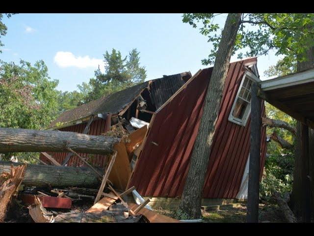 Edgewater and Annapolis Tornado