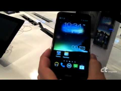 Highend-Phone mit Tablet-Dock: Asus Padfone Infinity