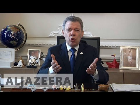 Colombia's Santos apologises for illegal campaign funds