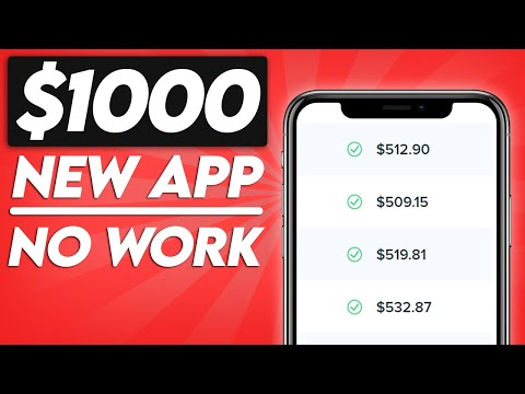 Earn $1,000+ With NEW Apps | PHONE ONLY (Make Money Online 2021)