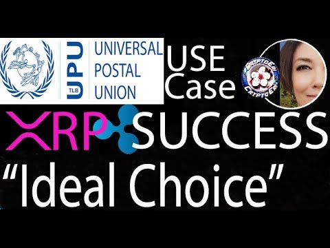 Universal Postal Union Clear Case to Use XRP & Ripple DLT, When Bakkt to add Altcoins