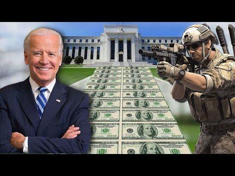 Как устроен печатный станок доллара. ФРС изнутри!
