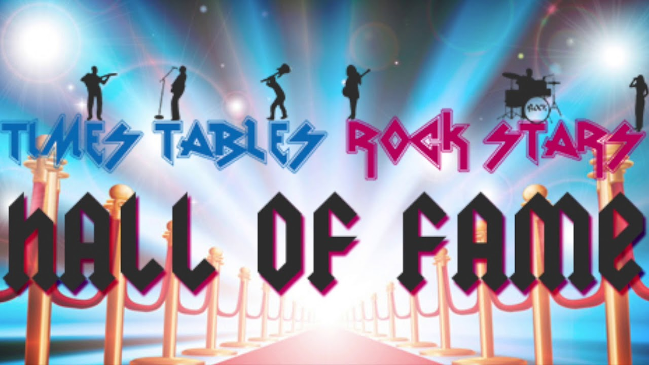 Image result for times tables rockstars