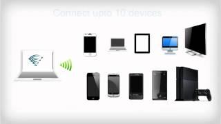 видео Скачать бесплатно mHotspot для Windows