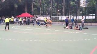 HKUGA vs 漢基國際學校 (penalty : 1:2)