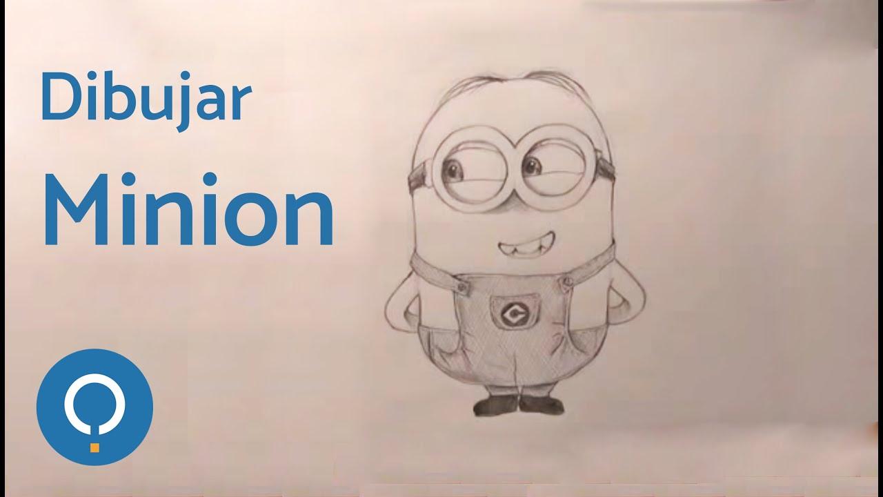 Dibujar Minion 2 ojos Gru mi villano favorito  YouTube