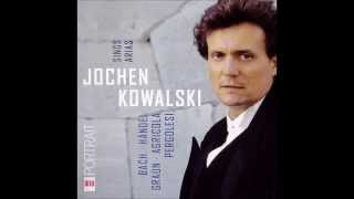Jochen KOWALSKI, Bach Handel Graun Agricola Pergolesi ARIAS