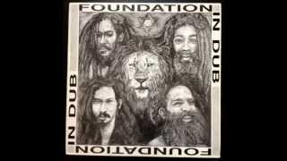 Jah Works ‎– Foundation In Dub - 1990