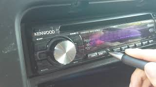 Kenwood Protect Fix