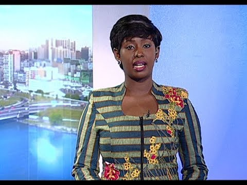 Le Flash de 10 Heures de RTI 1 du 14 novembre 2018 par Fatou Fofana Camara