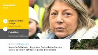 Grande-Synthe : réaction de Natacha Bouchart, maire de Calais