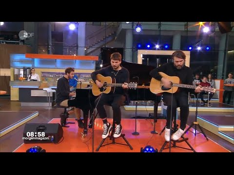 Editors - Interview And Upside Down On ZDF 23rd October 2019