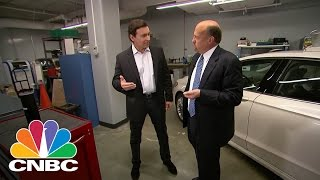 Ford CEO Mark Fields: Steering Toward The Future | Mad Money | CNBC