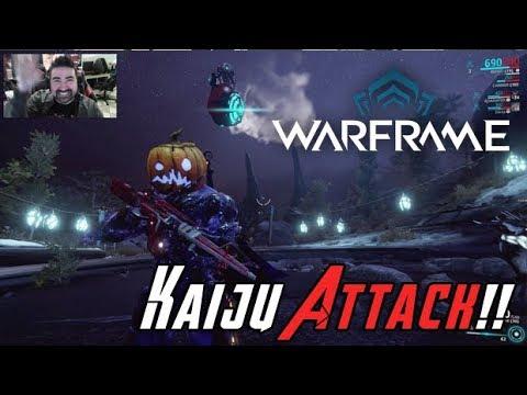 AJ's Warframe - KAIJU ATTACK!! [Plains of Eidolon Update] thumbnail