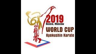 6-й Кубок Мира Kyokushin Union 2019 Полуфинальные и финальные бои