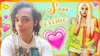 Baixar React: Pabllo Vittar - Seu Crime (Official Music Video)   Colornicornio