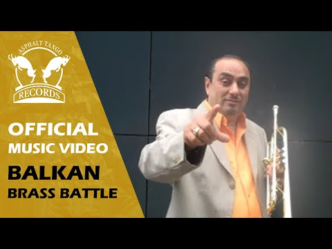 "Fanfare Ciocarlia - Balkan Brass Battle - trailer 3 (album ""Balkan Brass Battle"")"