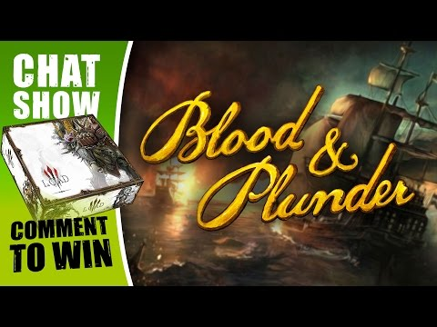 Weekender: Future Blood & Plunder Crews & Massive Load Prize to Win